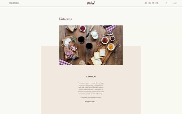 Mobyfilm, locanda Mistral, Servizio Food Photography e Video