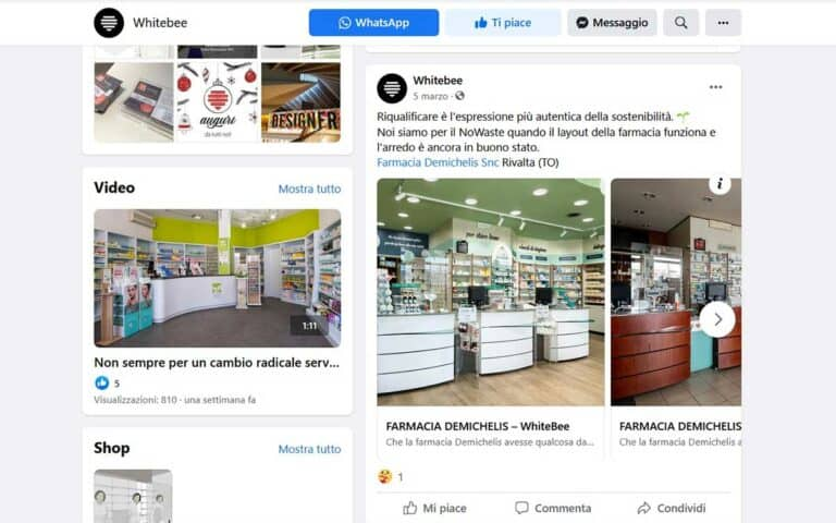 Mobyfilm, servizio video e fotografico destinato al sito ed ai Social Media